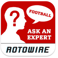 RotoWire Ask an Expert