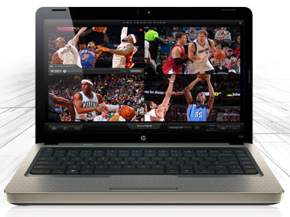 NBA League Pass Broadband