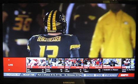ESPN3 on XBox 360